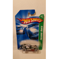 Hot Wheels Treasure Hunt 2007 #7 Brutalistic 7/12 - 127/180 - K7618 Mattel