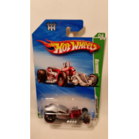 Hot Wheels Treasure Hunt 2010 Ratbomb 4/12 - 48/240 R7437 Mattel
