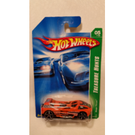Hot Wheels Treasure Hunt 2007 Mega Thrust 5/12 - 125/180 K7616 Mattel
