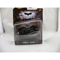 Hot Wheels 2011 Batman The Dark Knight Black Tumbler X4034 1:50 Scale Mattel Very Rare