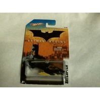 Hot Wheels Batman Begins Batcopter 04/08 2011 Mattel
