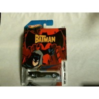Hot Wheels 2011 The Batman Batmobile Walmart Exclusive Commemorative 1/8