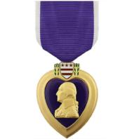Vanguard Full Size Purple Heart Military Medal Award (PH)