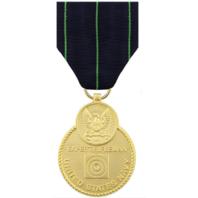 Vanguard Full Size Navy Expert Rifle Military Medal Award