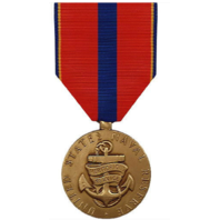 Vanguard Full Size Navy Reserve Meritorious Service Military Medal Award
