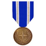 Vanguard Full Size NATO Article 5 Active Endeavor Military Medal Award