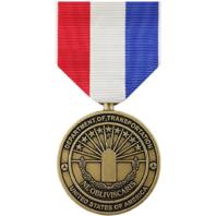 Vanguard Full Size Coast Guard 9-11 Medal Award