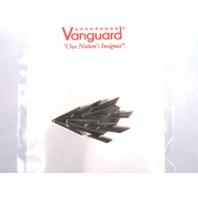 Vanguard Navy Ball Cap Device Information Technican Special (IT) Mirror Finish
