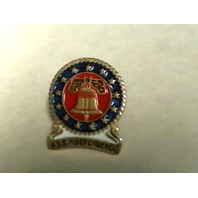USS Independence Seal Lapel Pin