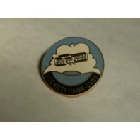 USS Kitty Hawk Seal Lapel Pin - OOP