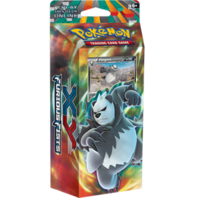 Pokemon TCG XY Furious Fists Theme Deck - Dark Hammer (Sealed)