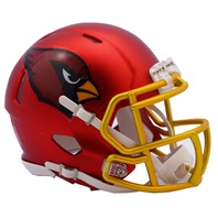 ARIZONA CARDINALS 2017 Riddell NFL Blaze Alternate Speed Mini Football Helmet