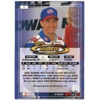 1999 Wheels Racing NASCAR Complete Set #1-100 Cards