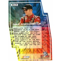 2003 Press Pass Stealth Racing No Boundaries Complete Set #1-25 NASCAR Cards