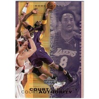Basketball 2000-01 00/01 Upper Deck Court Authority Complete Set #1-15 Cards
