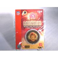 SAMMY BAUGH Washington Redskins Legends 2007 Collectible Medallion Coin