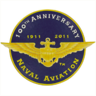 Vanguard PLAQUE: NAVY 100TH ANNIVERSARY OF NAVAL AVIATION - BLUE