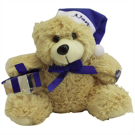 Vanguard NAVY HOLIDAY BEAR: UNITED STATES NAVY HOLIDAY HOME COLLECTION