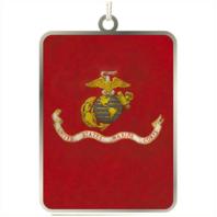 Vanguard USMC VINTAGE POSTER EMBLEM - MARINE CORPS FLAG