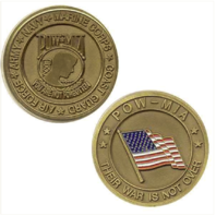 Vanguard COIN: POW MIA - THEIR WAR IS NOT OVER
