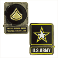 Vanguard ARMY COIN: PRIVATE FIRST CLASS