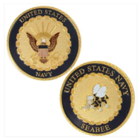 Vanguard NAVY COIN: SEABEE