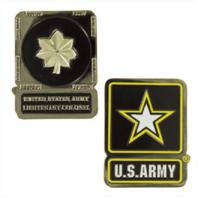 Vanguard ARMY COIN: LIEUTENANT COLONEL