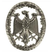 Vanguard GERMAN ARMED FORCES BADGE OF PROFICIENCY - SILVER