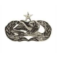 Vanguard AIR FORCE BADGE: GROUND RADAR AIRFIELD SYSTEMS SENIOR - MIDSIZE