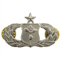 Vanguard AIR FORCE BADGE: WEATHER OPERATIONS: SENIOR - MIDSIZE