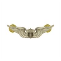 Vanguard ARMY DRESS BADGE: AVIATOR - MINIATURE, MIRROR FINISH