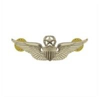 Vanguard ARMY DRESS BADGE: MASTER AVIATOR - MINIATURE, MIRROR FINISH