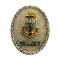 Vanguard COAST GUARD BADGE: ENLISTED ADVISOR E7 COMMAND - REGULATION SIZE