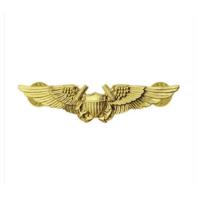 Vanguard NAVY BADGE: FLIGHT OFFICER - MINIATURE
