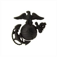 Vanguard MARINE CORPS CAP DEVICE: OFFICER - MINIATURE