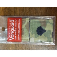 Vanguard ARMY EMBROIDERED ACU RANK INSIGNIA: SPECIALIST 4