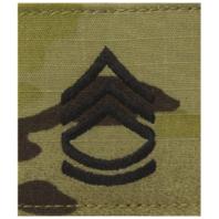 Vanguard ARMY GORTEX RANK: SERGEANT FIRST CLASS - OCP JACKET TAB