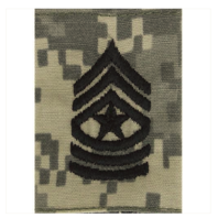Vanguard ARMY GORTEX RANK: SERGEANT MAJOR - ACU JACKET