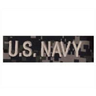 Vanguard NAVY TAPE: U.S. NAVY SILVER ENLISTED TYPE I BLUE DIGITAL