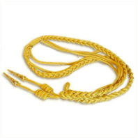 Vanguard MARINE CORPS DRESS AIGUILLETTE - SYNTHETIC GOLD