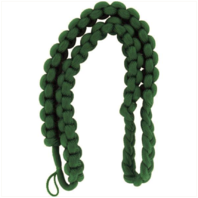 Vanguard SHOULDER CORD: 2723 INTERWOVEN KELLY GREEN - THICK