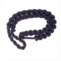 Vanguard ARMY SHOULDER CORD: 2723 INTERWOVEN NAVY BLUE