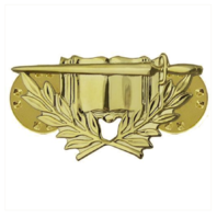 Vanguard ARMY OFFICER BRANCH OF SERVICE COLLAR DEVICE: STAFF SPECIALIST