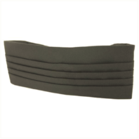 Vanguard NAVY CUMMERBUND: BLACK - MALE
