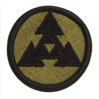 Vanguard ARMY PATCH: 3RD SUSTAINMENT COMMAND - EMBROIDERED ON OCP
