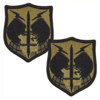 Vanguard ARMY PATCH: U.S. ARMY ELEMENT NORAD COMMAND - OCP