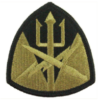 Vanguard ARMY PATCH: SPECIAL OPERATIONS JOINT FORCES COMMAND U.S.A. ELEMENT OCP