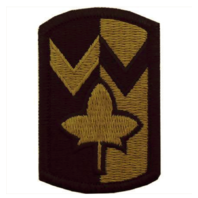 Vanguard ARMY PATCH: 4TH SUSTAINMENT BRIGADE - EMBROIDERED ON OCP