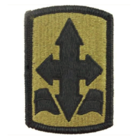 Vanguard ARMY PATCH: 29TH INFANTRY BRIGADE - EMBROIDERED ON OCP