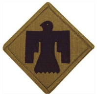 Vanguard ARMY PATCH: 45TH INFANTRY BRIGADE - EMBROIDERED ON OCP